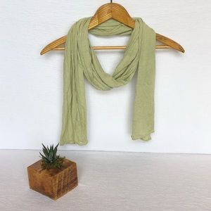 Chalet Scarf in Green